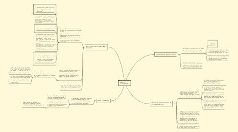 Mind Map: PARCIAL 1.