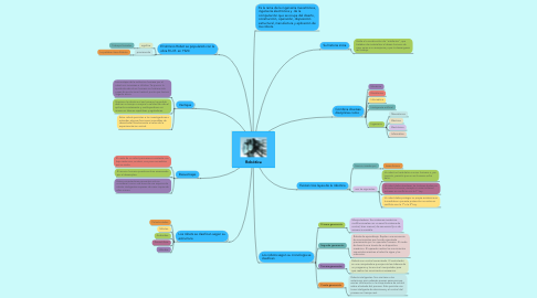 Mind Map: Robótica