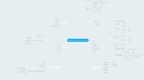 Mind Map: Importancia y expansión del taoísmo