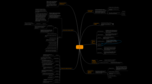 Mind Map: Fundamentos de progamacion