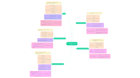 Mind Map: The NCSS for Social Studies
