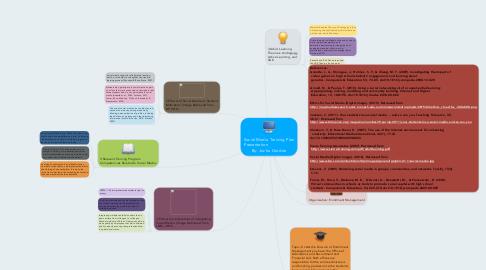 Mind Map: Social Media Training Plan Presentation            By: Jocha Gordon