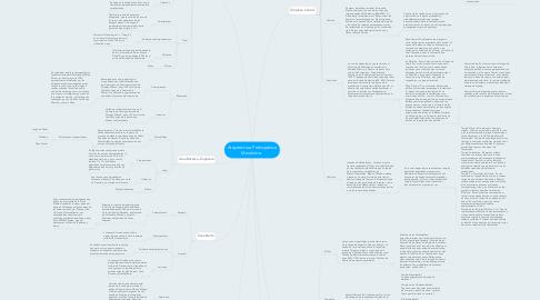 Mind Map: Arquitectura Prehispánica Monástica.