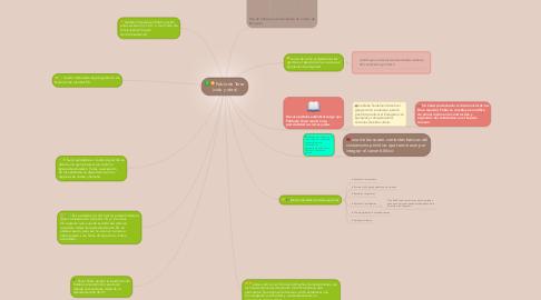 Mind Map: Pablo de Tarso (vida y obra)