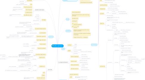 Mind Map: le Bloc opératoire