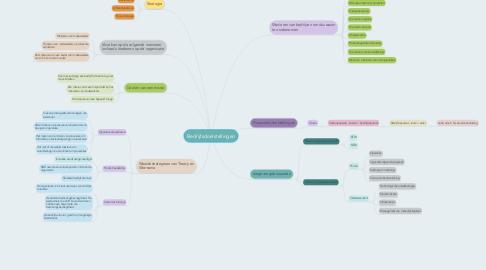 Mind Map: Bedrijfsdoelstellingen