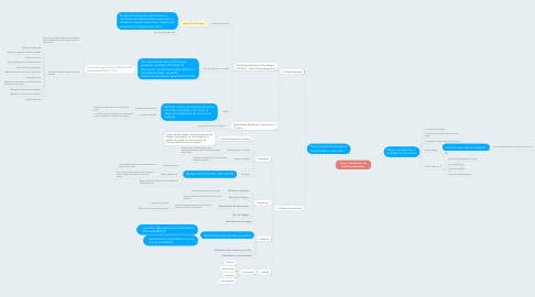 Mind Map: Tema 1 introducción a la Auditoria informática