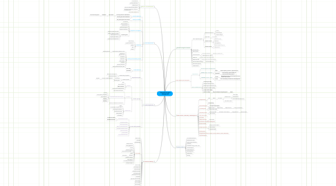 Mind Map: Simulation Program Management