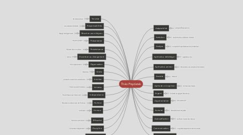 Mind Map: Théo Przydatek