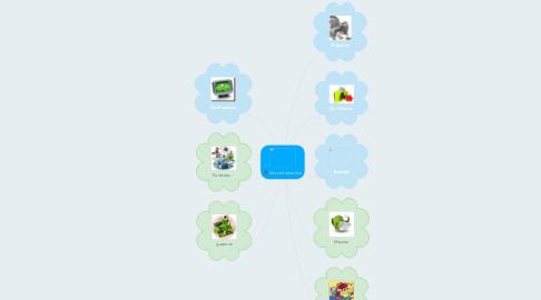 Mind Map: Virus Informatico