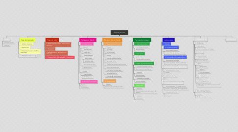 Mind Map: Shower Infusion