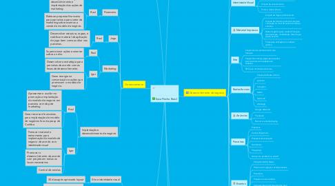 Mind Map: Soca Flecha Brasil