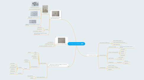 Mind Map: 1. Come un produttore