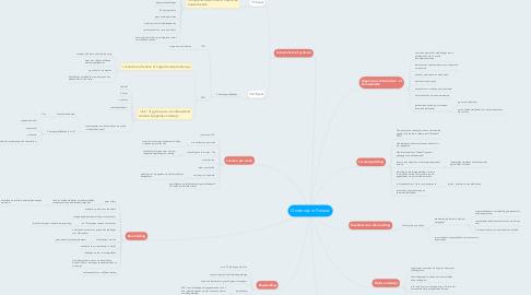 Mind Map: Onderwijs in Finland
