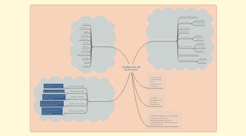 Mind Map: ADMINISTRACIÓN DE RIESGOS