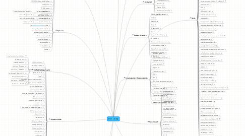Mind Map: Zenk - security