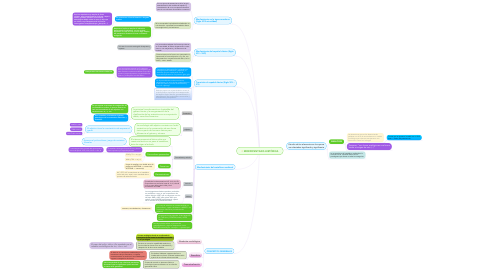 Mind Map: MORFOSINTAXIS HISTÓRICA