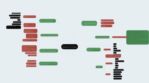 Mind Map: Sistemas de informacion, organizacion y estrategia