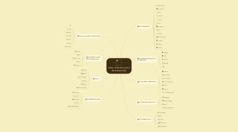 Mind Map: MINU PERSONAALNE ÕPIKESKKOND