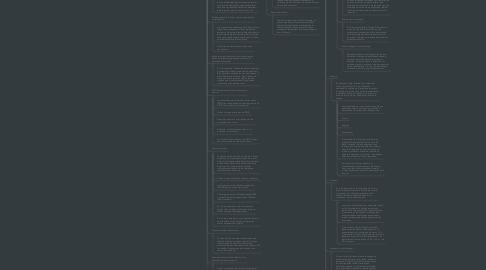 Mind Map: Unidad 3: Aparato Respiratorio