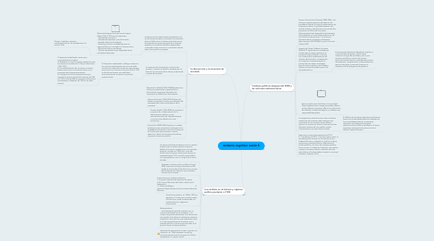 Mind Map: Andamio cognitivo: sesión 5