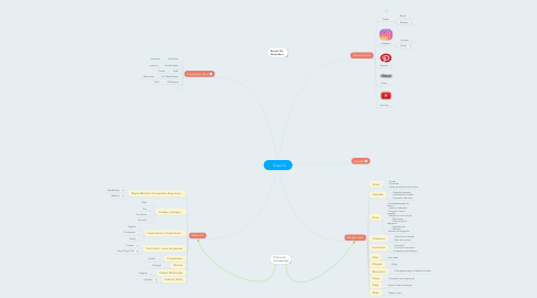 Mind Map: Eines Tic
