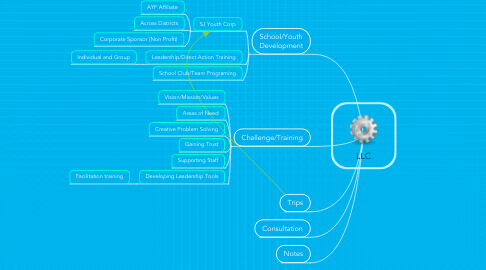Mind Map: LLC