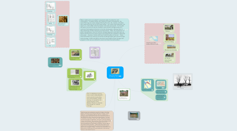 Mind Map: Oats Peas Beans and Barley Grow