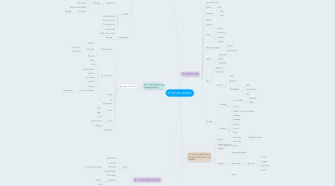 Mind Map: Sårskift på sykehjem
