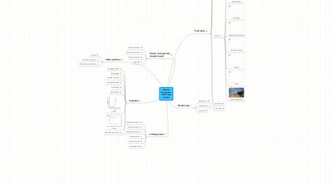 Mind Map: Brianna Covaleski's mind map project