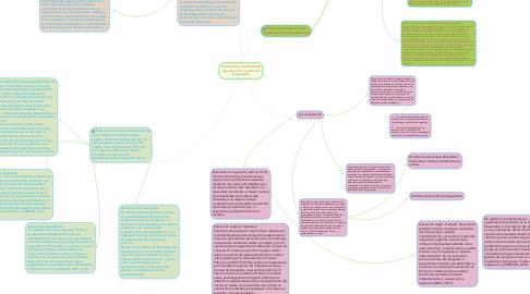 Mind Map: Evaluación y sostenibilidad organizacional a partir del presupuesto