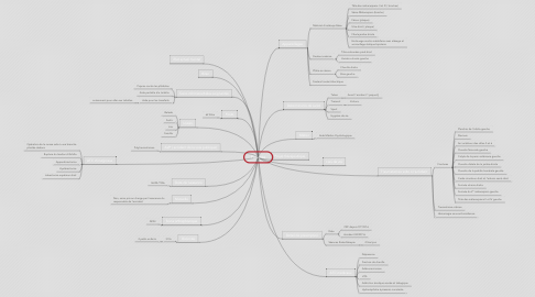 Mind Map: Patiente