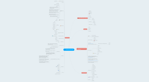 Mind Map: Panorama des outils