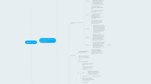 Mind Map: Урбанизм: начало
