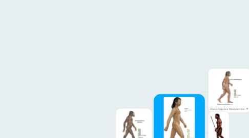 Mind Map: Homo Sapiens sapiens
