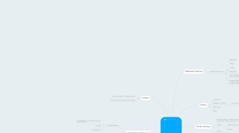 Mind Map: Mevrouw de Wit