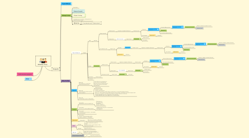 Mind Map: BeReady Group