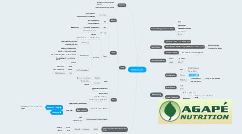Mind Map: Hidden Lead