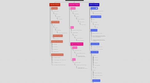 Mind Map: Amber's Memoir Branistorming