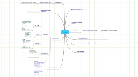 Mind Map: PRAE
