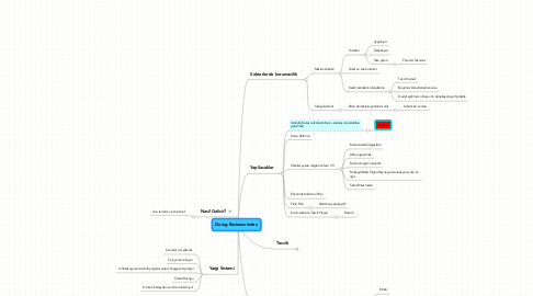 Mind Map: Doing Business Index
