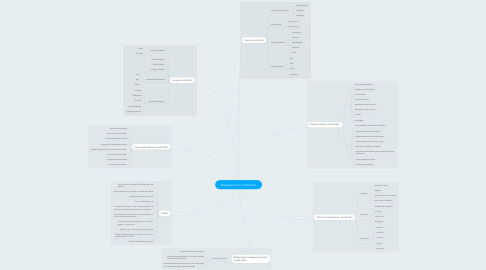 Mind Map: Managementul conflictelor