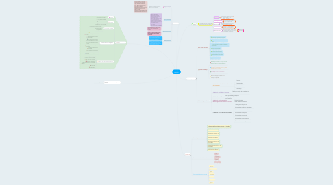 Mind Map: CINCO SABERES