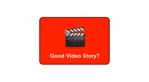Mind Map: Good Video Story?