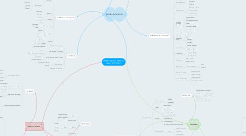 Mind Map: GESTIÓN DEL ÁMBITO DEL PROYECTO