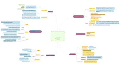 Mind Map: EL CAPITALISMO