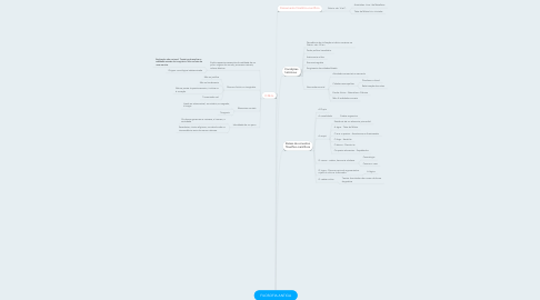Mind Map: FILOSOFIA ANTIGA