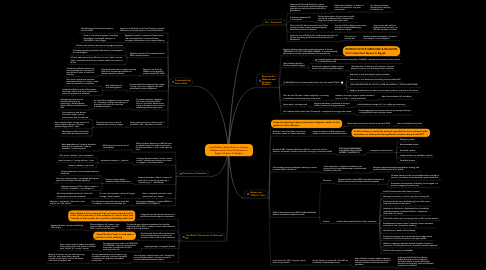 Mind Map: Local Babies, Global Science: Gender, Religion and In Vitro Fertilization in Egypt. Chapter 4: Religion
