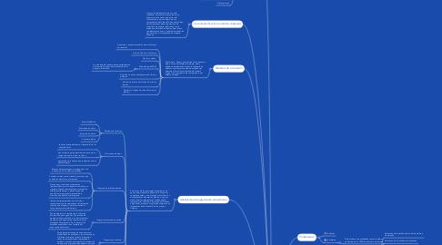 Mind Map: capitulo 11 Técnicas especiales de auditoría de sistemas computacionales