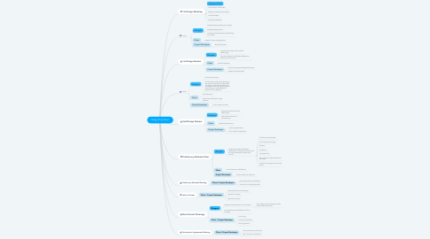Mind Map: Design Flow Chart